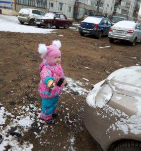 Зимний костюм baby best