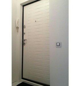 Входная дверь с монтажом Гарда 67мм