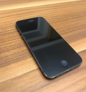 iPhone 5 32gb черный