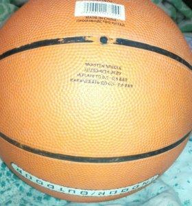 Баскетбольный мяч.