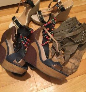 Отдам летнюю обувь