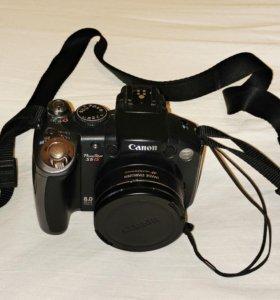 Компактный суперзум Canon PowerShot S5 IS