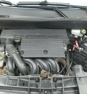 Ford Fusion 2007г.