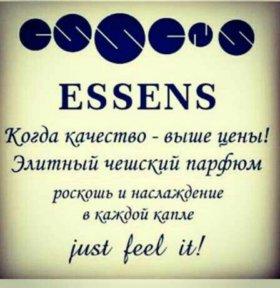Элитный чешский парфюм Essens