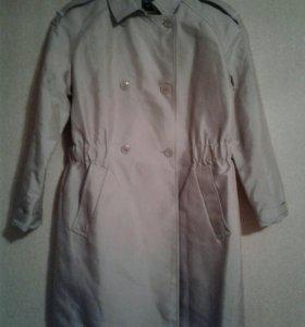 Продам плащ -пальто женское НОВОЕ