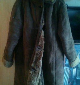 Куртки дублёнка костюм