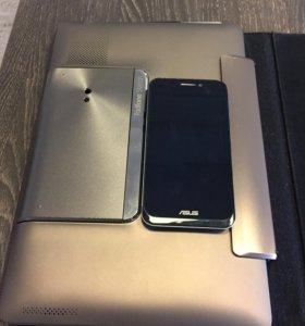 Смартфон планшет на зч Asus padfone
