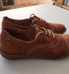 Ботинки...