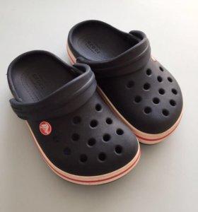 Crocs..