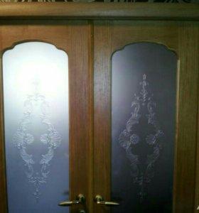 Дверные наличники новые