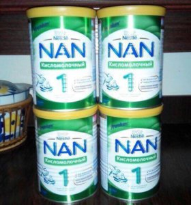 Смесь NAN nestle 1