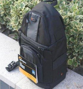 фото рюкзак LowePro SlingShot 202 AW