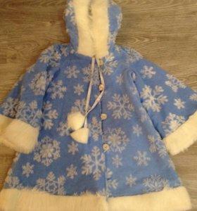 Новый костюм Снегурочки