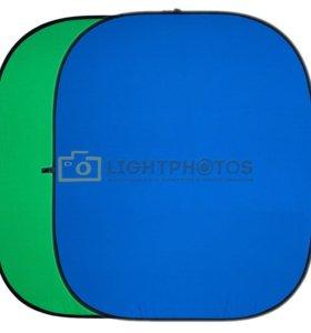 Фото фон складной хромокей Green Bean Twist