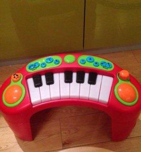 Детское пианино ELC
