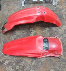 пластик хонда срф 450 2006 года