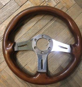 ваз Руль деревянный SIK