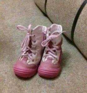 Демисезонные ботинки 23