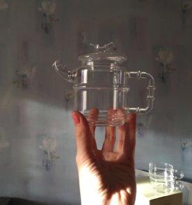 Чайный набор (стекло) для пуэра