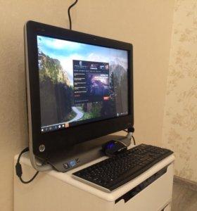 Компьютер Моноблок HP сенсорный