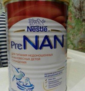 Молочная смесь preNAN