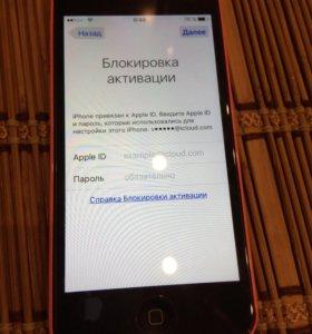Телефон айфон 5с
