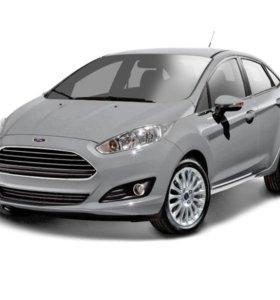Ford Fiesta, 2016