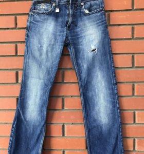 Дизайнерские джинсы TAKESHY KUROSAWA