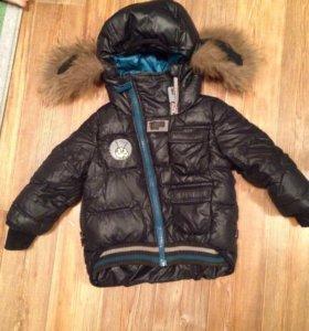 Куртка зимняя orby