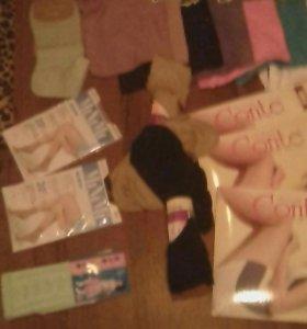 Трусы,калготки ,носки.