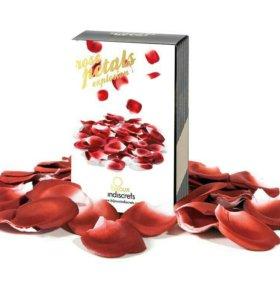 Ароматизированные лепестки роз