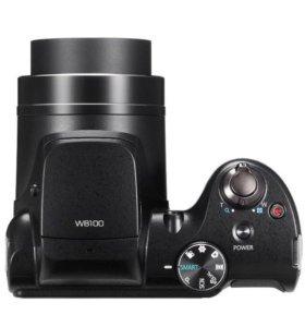 Отличный фотоаппарат)Samsung wb100
