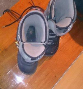 Ботинки для сноуборда мужские