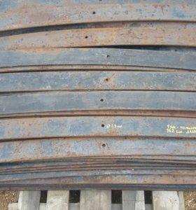 Рессорный лист коренной Урал 4320