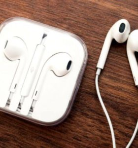 Новые наушники на iPhone (оригинал)