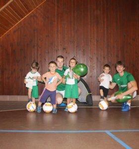 Футболика. Набор в футбольную школу