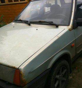 Продаю ВАЗ-21099 на ходу