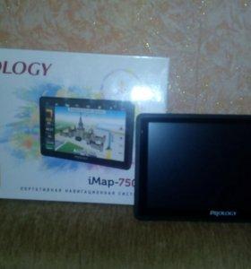 Навигатор prology imap7500