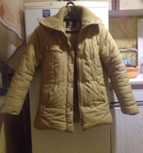 Куртка теплая р-м