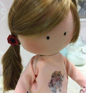 Кукла ручная работа