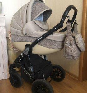 Детская коляска Car-Baby Concord Lux 2 в 1 Сolor G