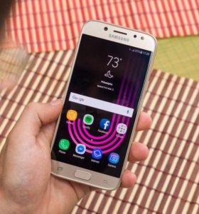 Samsung Galaxy J7 2017 Duos Gold