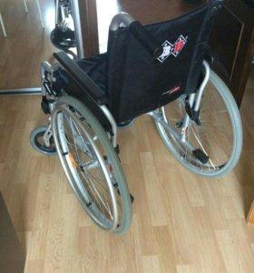 Кресло-коляска инвалидная pyro start plus новая