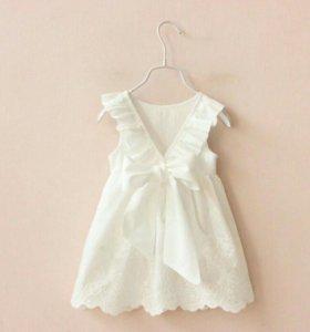 Платье х/б для принцессы