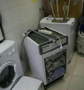 Ремонт посудамоечных машин.