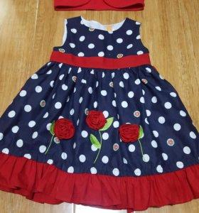 Платье 80 р-р