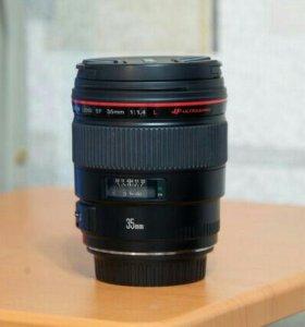 Canon ef 24 mm f/1.4