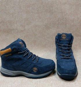 Ботинки кроссовки Timberland зимние