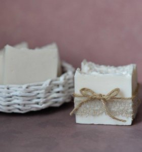 Хозяйственное мыло натуральное