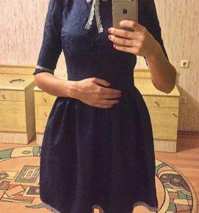 Платье девочковое